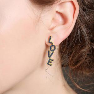 Airyai love earrings